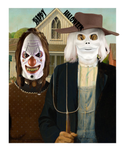 American Gothic Halloween